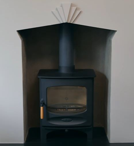 Embers Bristol Bang on Budget Stove Installation Charnwood C Five